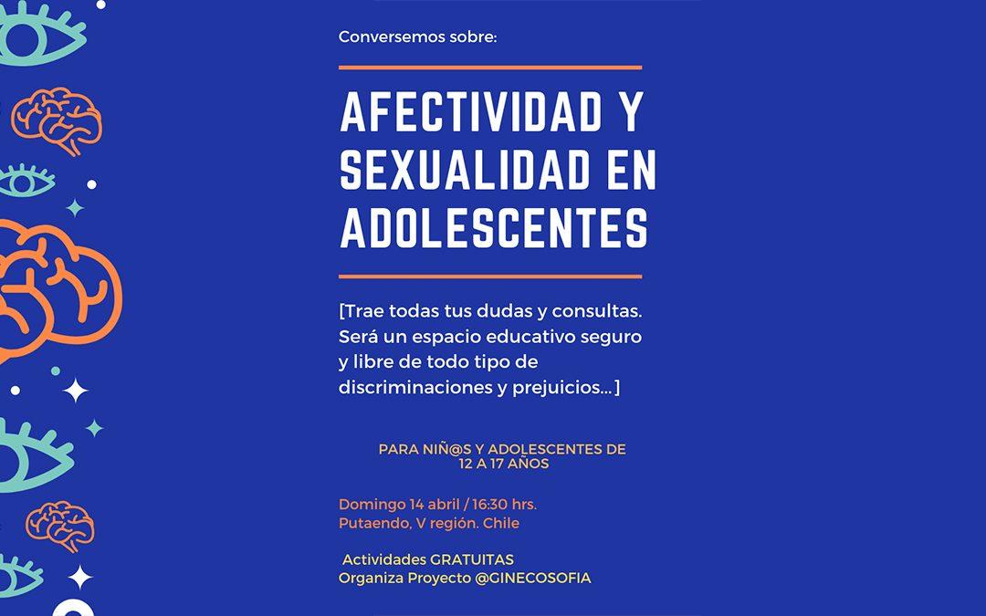 Educación afectiva y sexual para niñxs y adolescentes