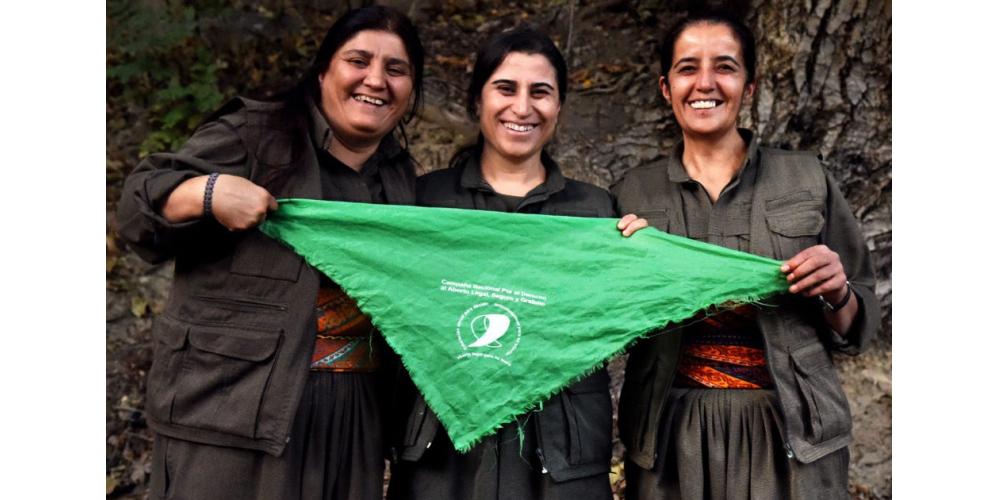 Kurdistán #2: Mujeres organizadas y Jineolojî como herramienta de construcción en la vida social
