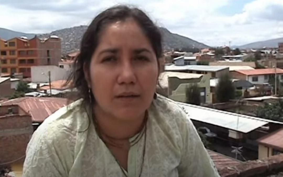 Vivian Camacho: parir en libertad