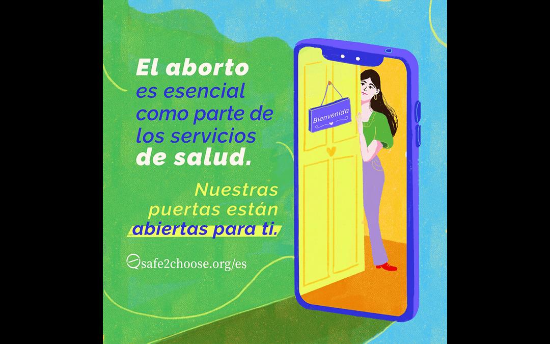 safe2choose, una plataforma con información segura para abortar