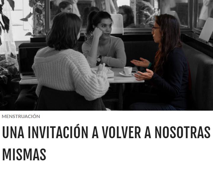 UNA INVITACIÓN A VOLVER A NOSOTRAS MISMAS – Entrevista en espacio CROMOSOMOS X